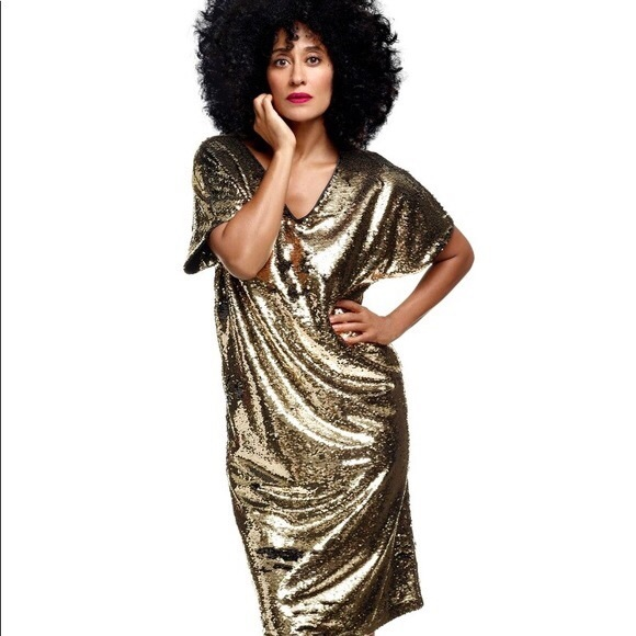 194c70f4 Tracee Ellis Ross x JcPenny | Sequin Dress. M_5a550bbfcaab44526a0598e5